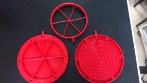 Simplex Filtergehäuse